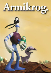 [Cover] Armikrog