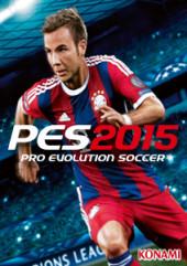 [Cover] Pro Evolution Soccer 2015