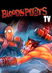 [Cover] Bloodsports.TV