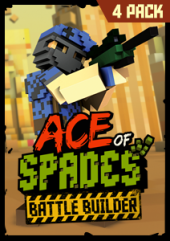 [Cover] Ace of Spades: Battle Builder 4 Pack