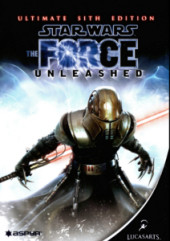 [Cover] Star Wars: The Force Unleashed - Ultimate Sith Edition (MAC)