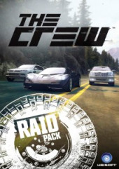 [Cover] The Crew - Raid Car Pack