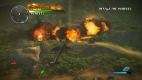 Screenshot 3 - Thunder Wolves