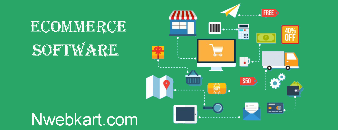 Nwebkart eCommerce software is designed for all kind of eCommerce website owner which is easy to manage .