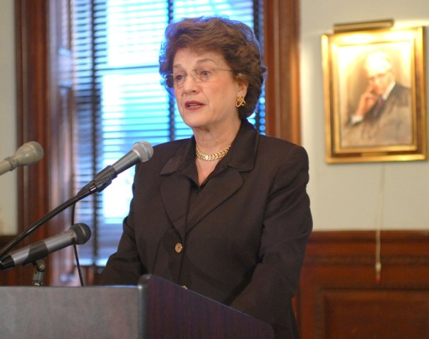 Judge Judith S. Kaye