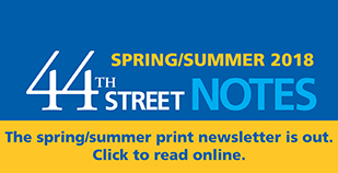 44th St Notes - Spring/Summer 2018 homepage