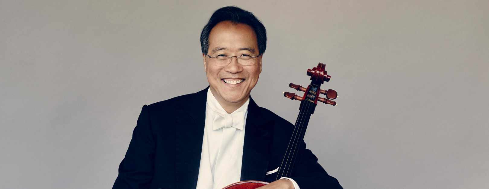 Yo-Yo Ma Performs Salonen