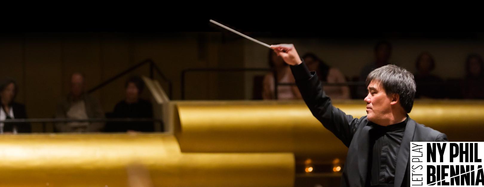Alan Gilbert Conducts Bolcom and Corigliano