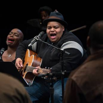 Toshi Reagon with BIGLovely and Friends