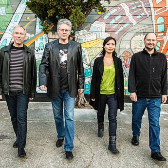 Kronos Quartet - Residency