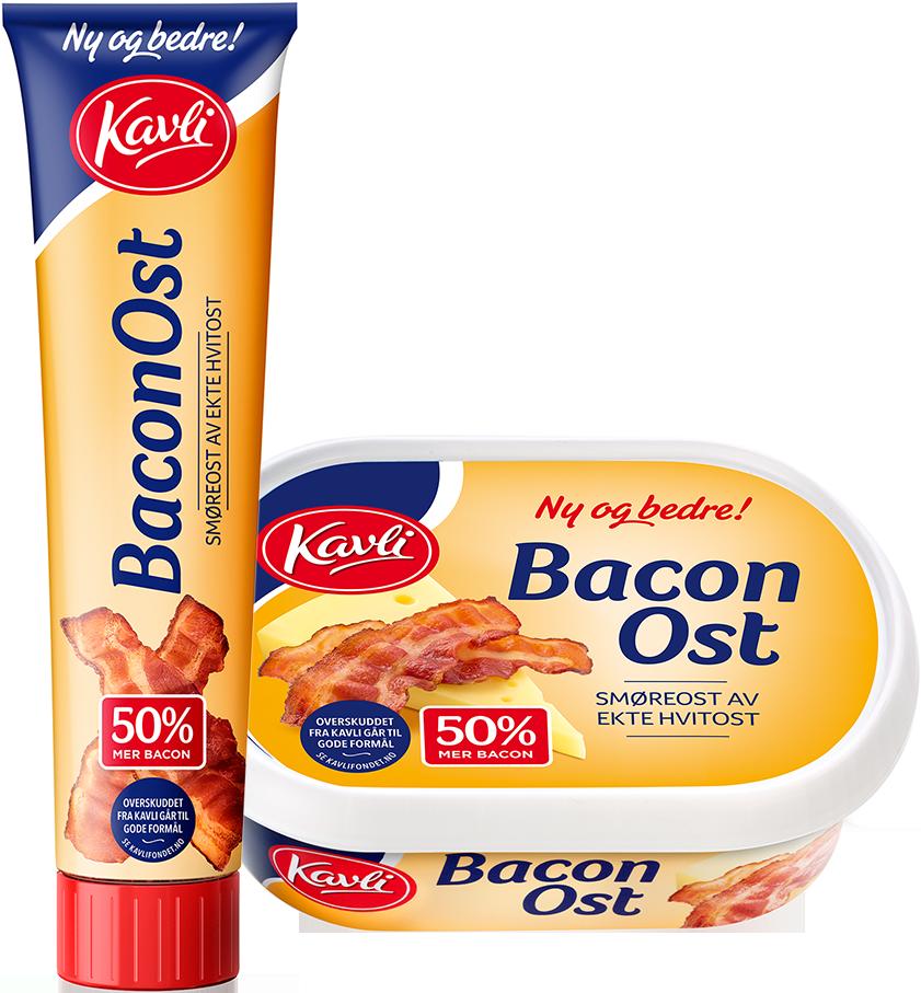 Favoritter BaconOst