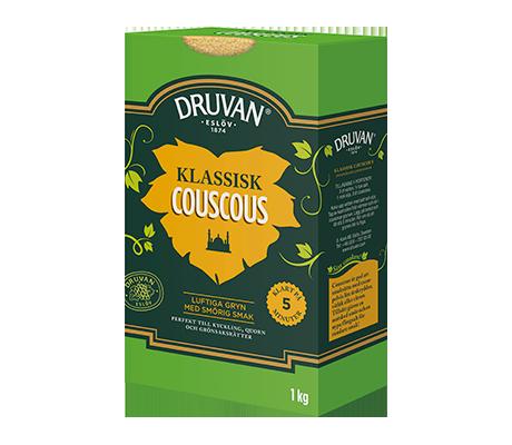 Druvan Couscous Klassisk