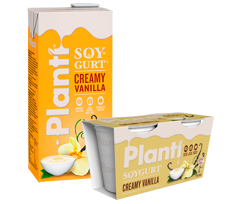 Soygurt Vanilj
