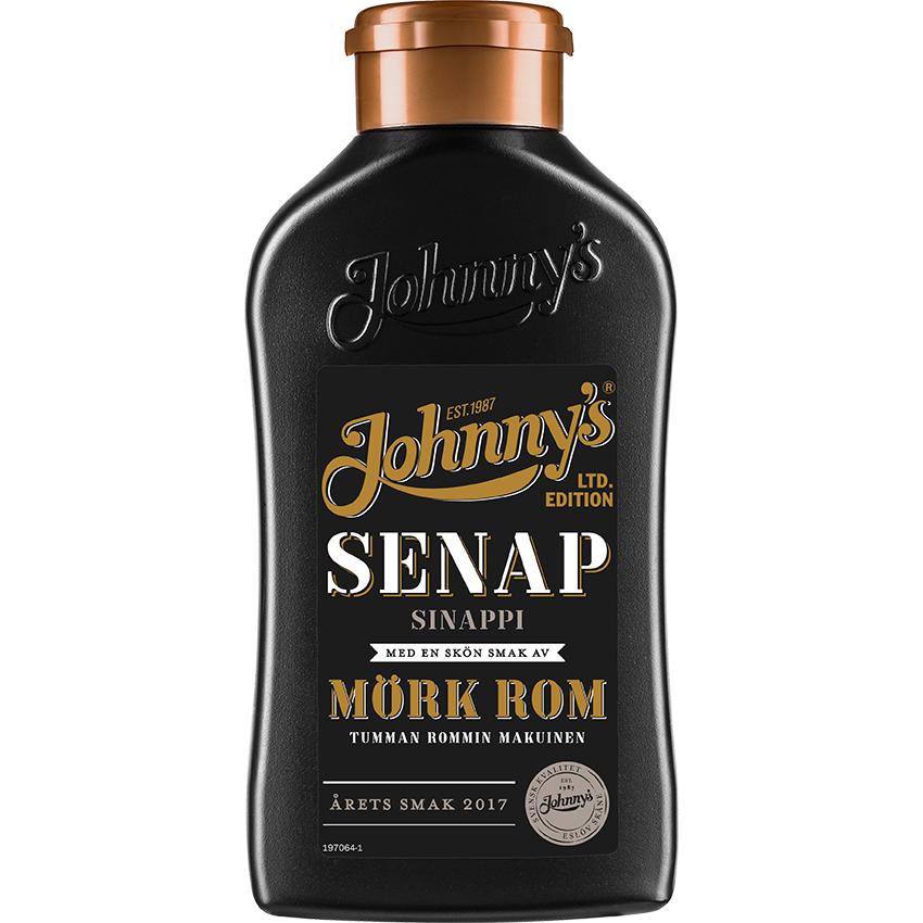 Johnny's Senap Mörk rom