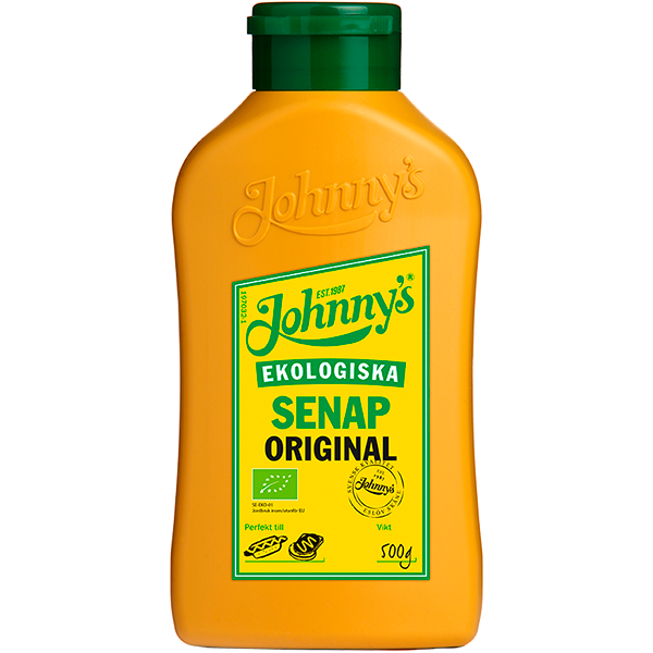 Johnny's Ekologiska Senap Original