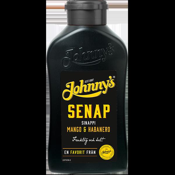 Johnny's Senap Mango & Habanero