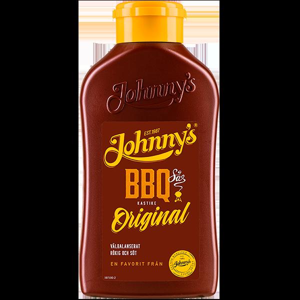 Johnny's BBQ-sås Original