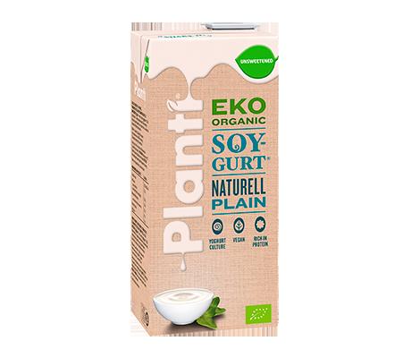 Ekologisk Soygurt Naturell osötad