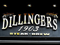Dillingers 1903 steak & brew