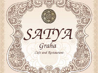 Satya Graha Cafe and Restaurant