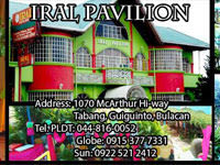 Iral Pavillion Restaurant
