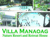 Villa Manaoag Nature Resort and Retreat House