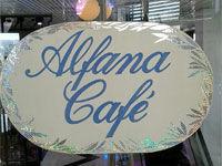 Alfana Cafe