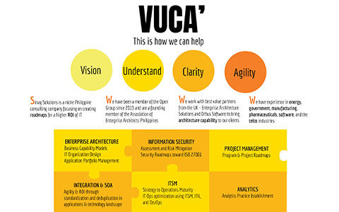 Vision Understand Clarity Agility