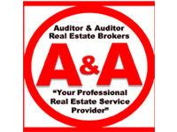 Auditor & Auditor, Real Estate Brokers