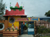 Barrios' Kid's Pool