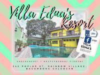 Villa Edna's Resort