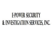 E-Power Security & Investigation Services, Inc.