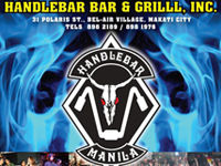 Handlebar Bar and Grill