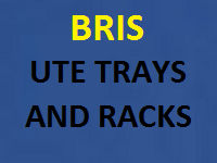 Aluminium Trays - Bris Ute Trays And Racks Brisbane