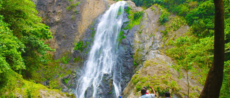 Hinik-Hinik Falls