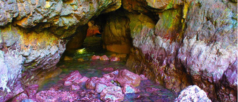 Su-nog Sea Cave
