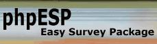 phpESP