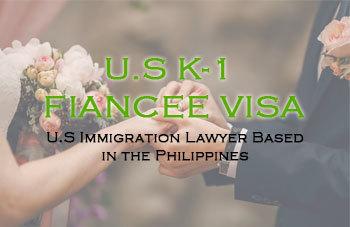 U.S. K-1 Fiancee Visa