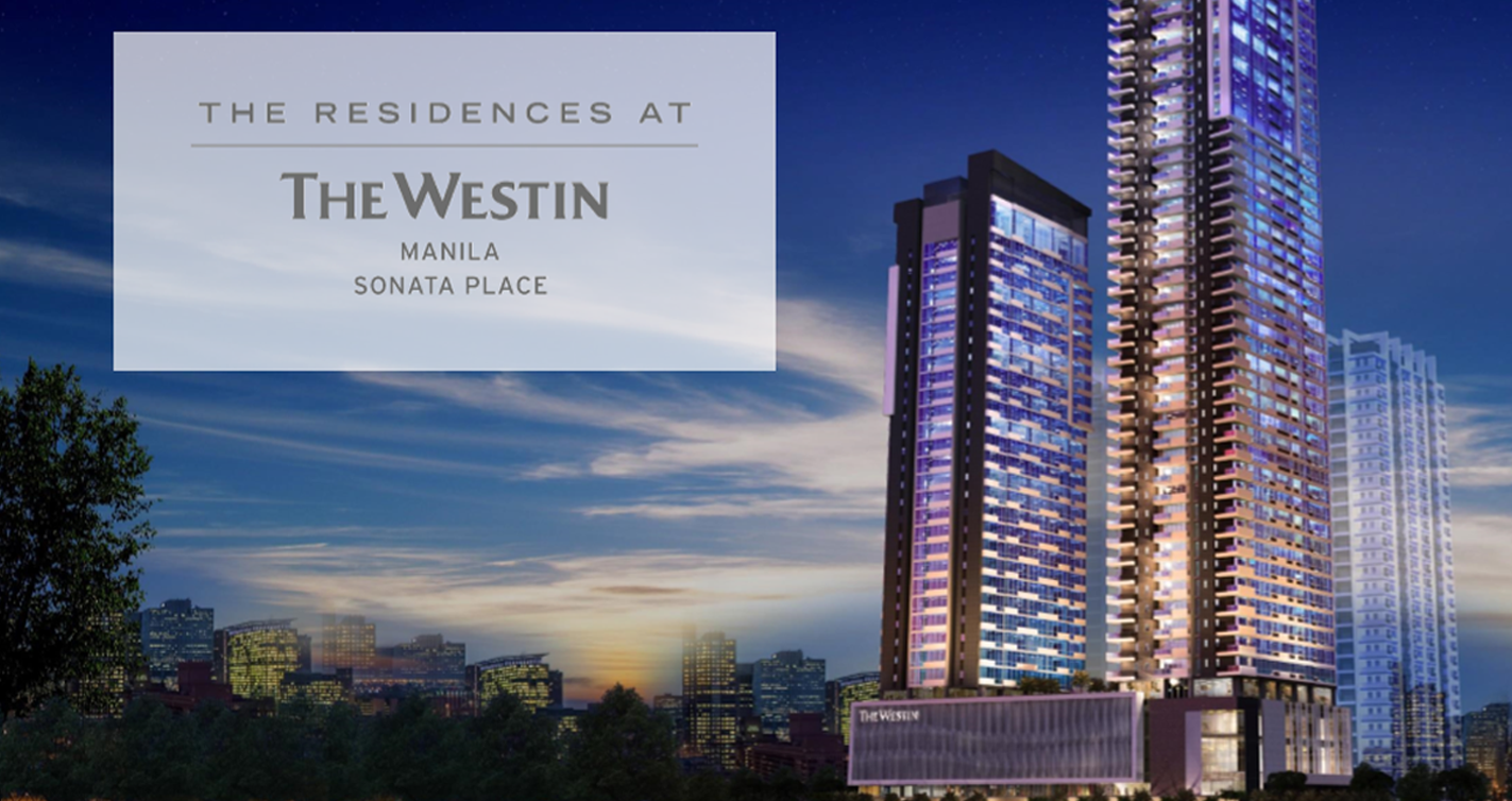 The Residences at The Westin Manila Sonata Place