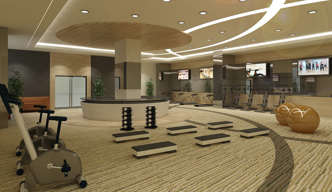 Fitness and Wellness Center