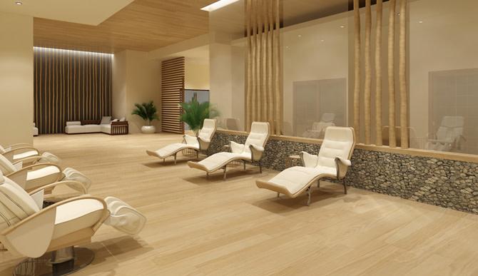 Spa/Sauna/Massage Room