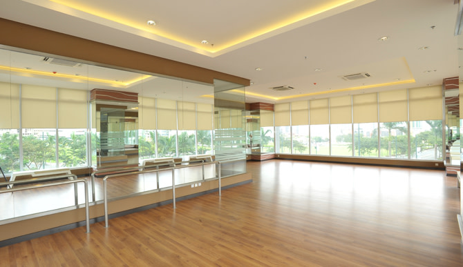 Exercise and Dance Room