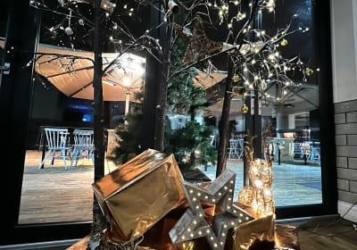 Christmas Hall Menu