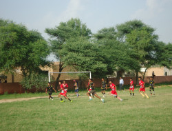 Football Tournament Under 17