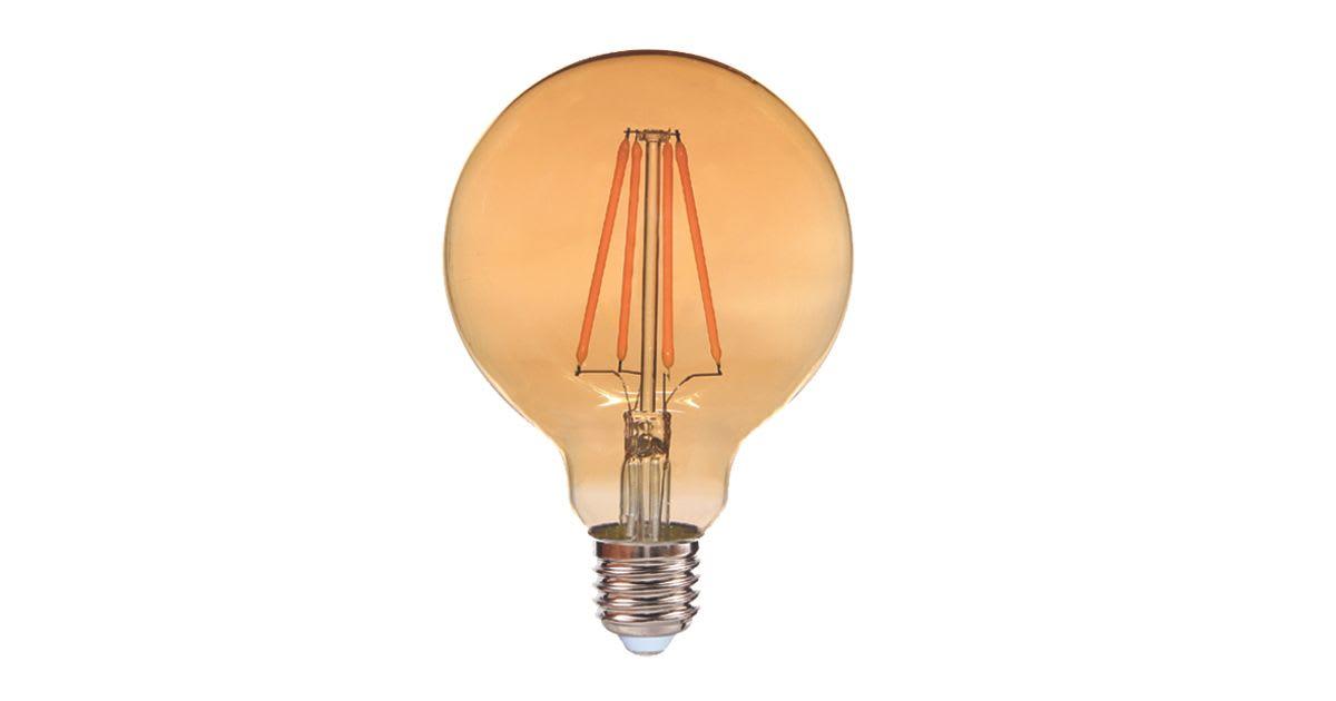 Ampoule EDDIE 4W E27- G80