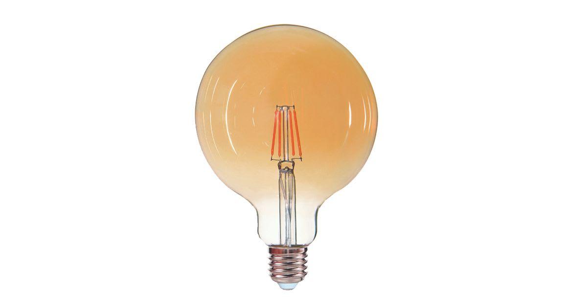 Ampoule EDDIE 6W E27- G125
