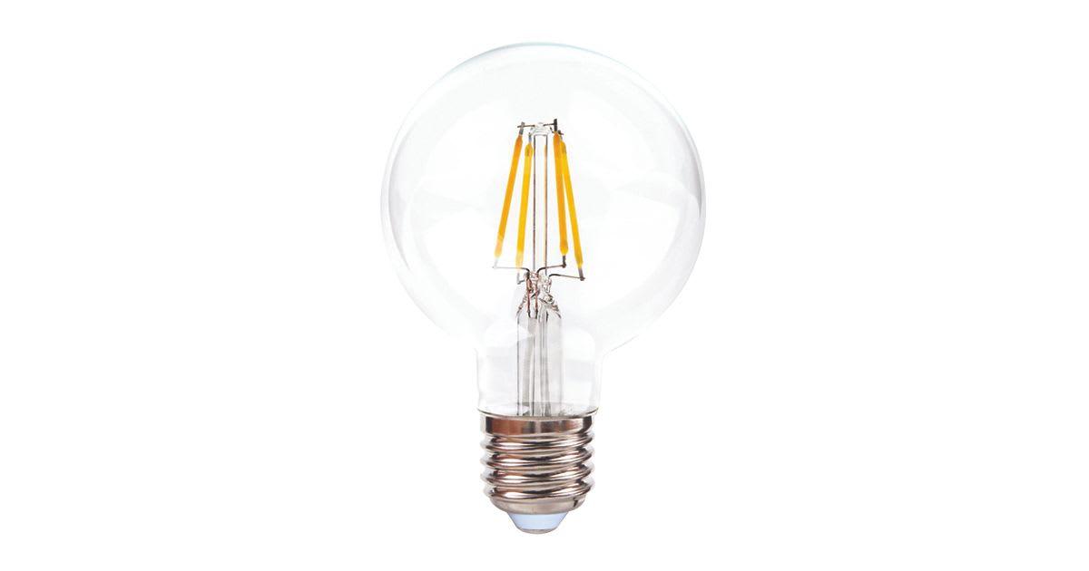 Ampoule KLARA 4W E27- G80