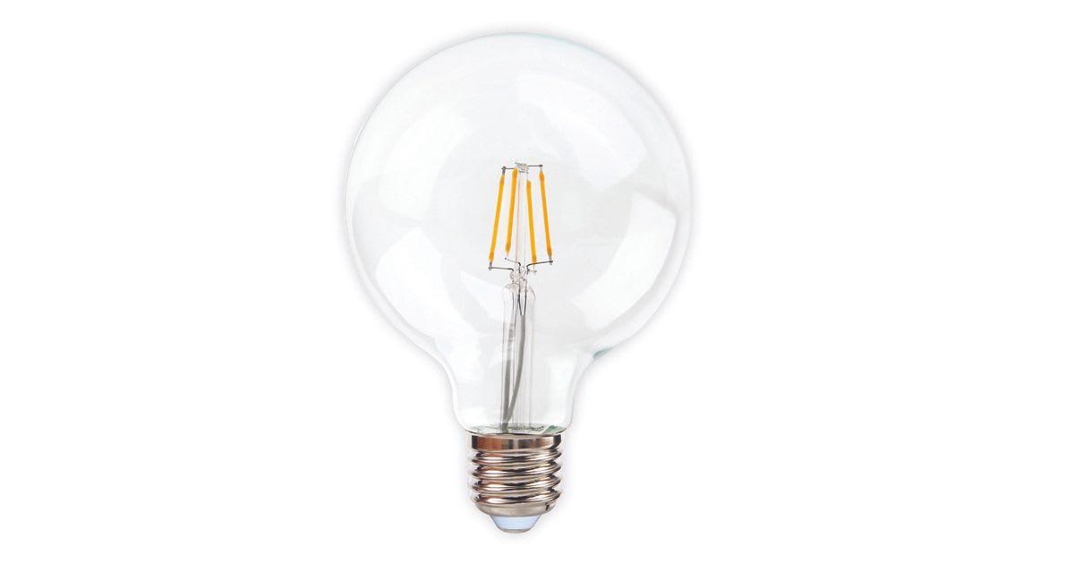 Ampoule KLARA 6W E27- G125