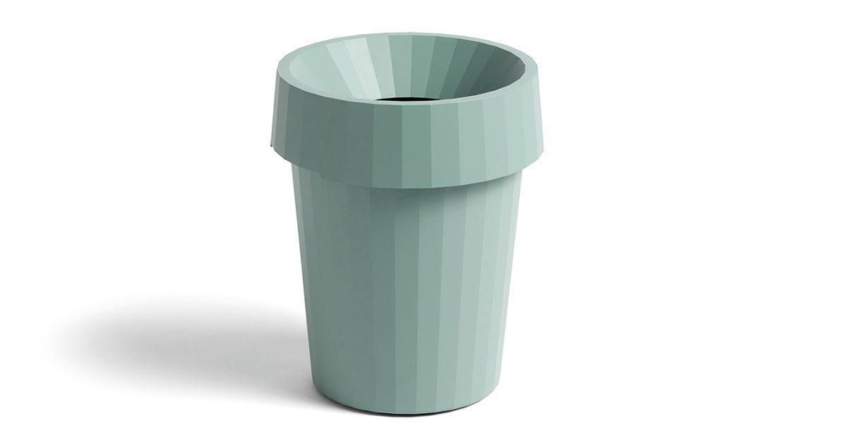 Poubelle Shade vert