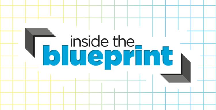 Inside the Blueprint Logo
